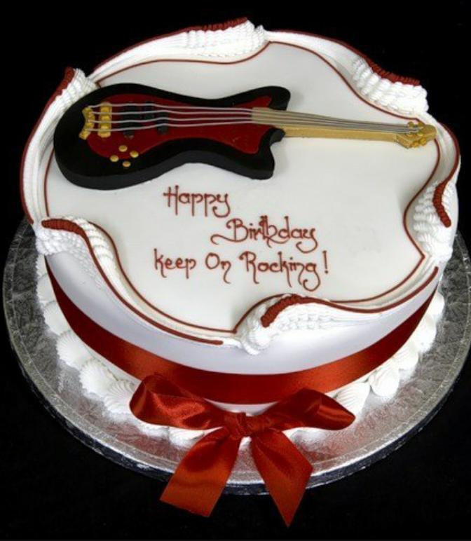 Поздравление с днем рождения для гитариста